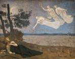 Pierre Puvis de Chavannes - Le rêve 1883