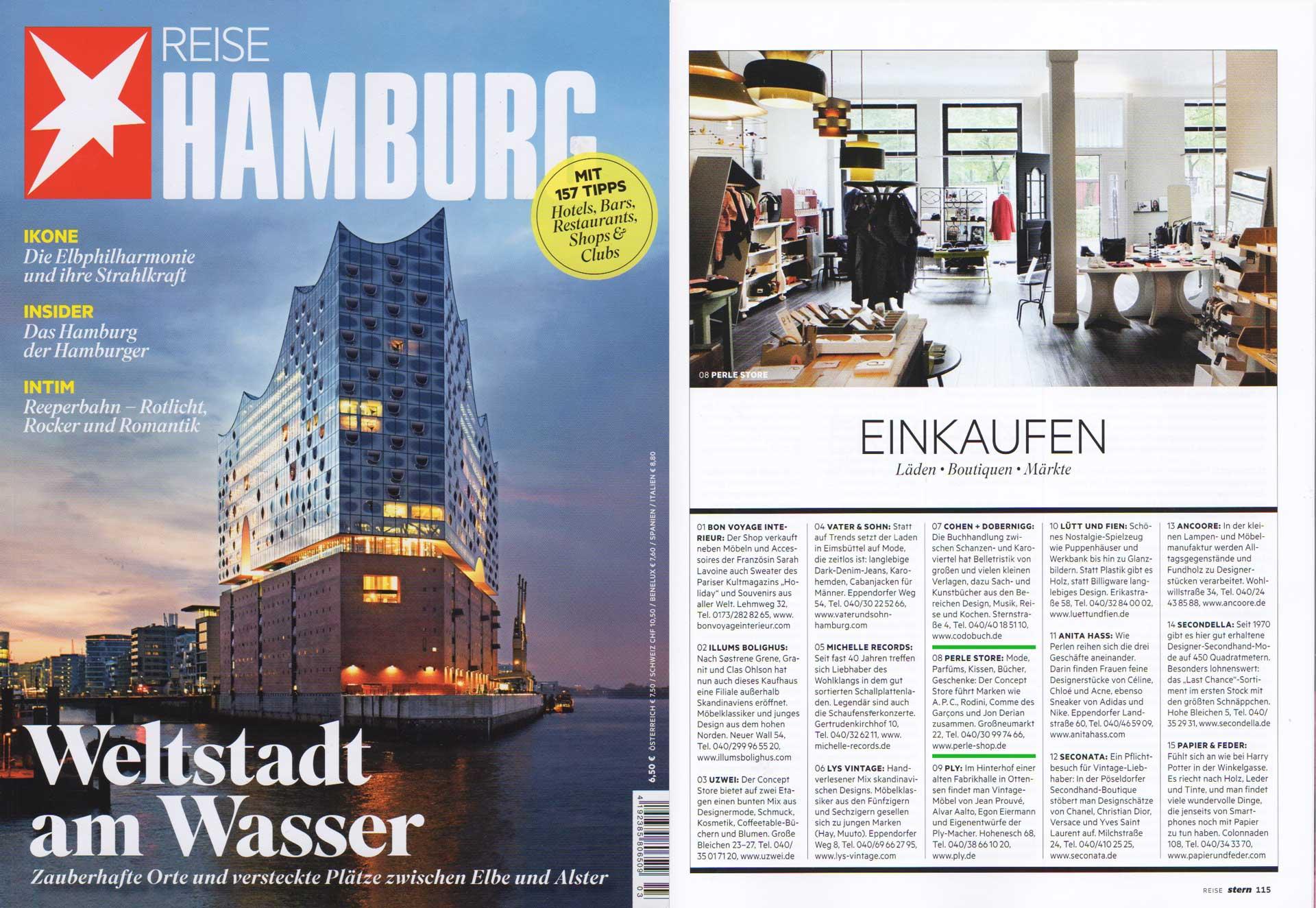Magazin Hamburg Möbel Points Share Alster Magazin