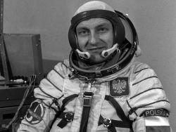Kosmonauta Hermaszewski, czyli refleksje w czasie lotu orbitalnego