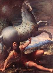 Szaweł z Tarsu, czyli Bóg potrafi zrzucić z konia!