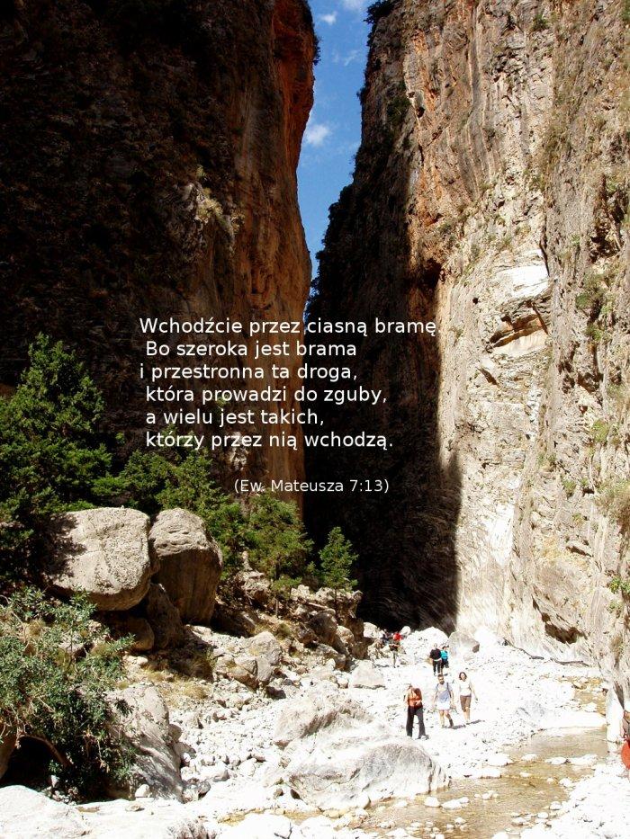 Bez świętości nie ma też Nieba…