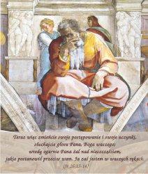 Śmierci dla Jeremiasza żądali kapłani i prorocy!