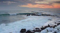 Szum zimowego morza…