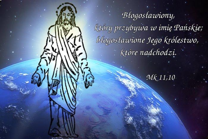Amen. Przyjdź, Panie Jezu!