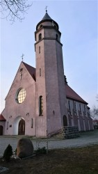 Gulcz. Kościół pw. świętych Piotra i Pawła