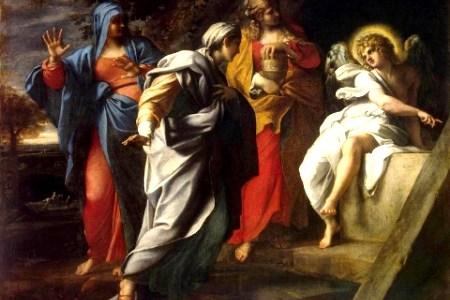 Od Zmartwychwstania do Wniebowstąpienia – Ewangelia obrazami malowana