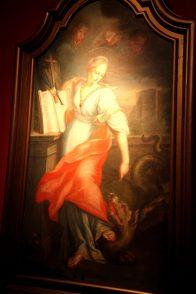 Johann Heinrich Kynast Św. Małgorzata