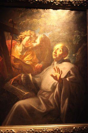 Peter Brandl Św. Bernard z Clairvaux