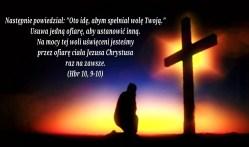 Doskonała Ofiara Chrystusa