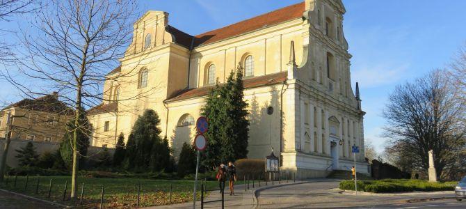 Sanktuarium św. Józefa w Poznaniu.  Kościół Karmelitów Bosych
