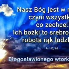 Nasz Bóg jest w niebie (BŁ)