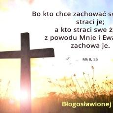 Stracić życie dla Jezusa i Ewangelii (BŁ)