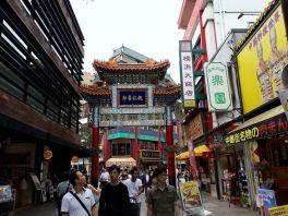 Jokohama-dzielnica chińska Chinatown-Chukagai