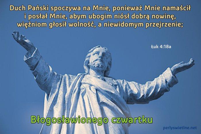 Duch Pański spoczywa na mnie…