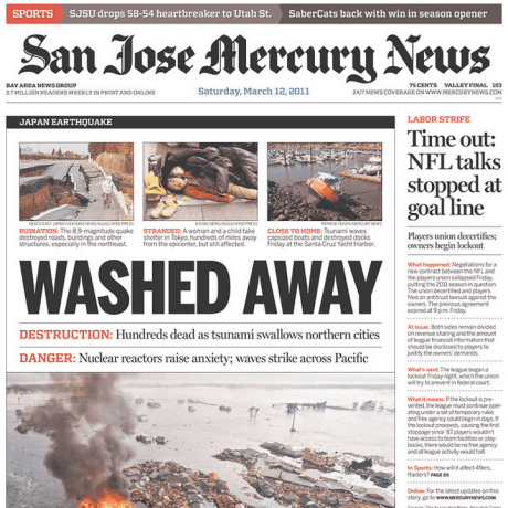 PERM Advertising San Jose Mercury News