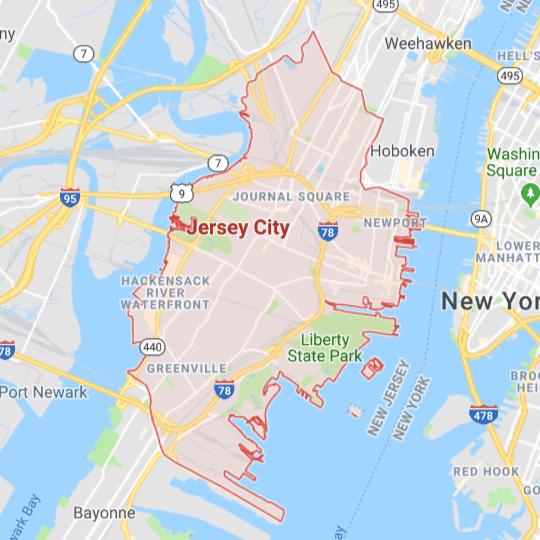PERM Recruitment Jersey City, NJ