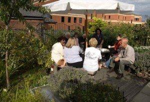 giardino della scuola possa essere utilizzato come esempio di scuola sostenibile