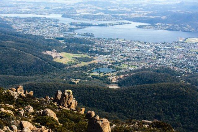 Monte Wellington Hobart Permacultura Flavio Troisi