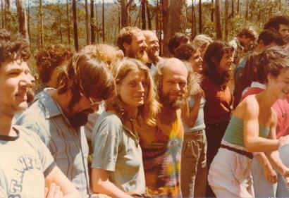 Corso di progettazione di permacultura Victoria 1978