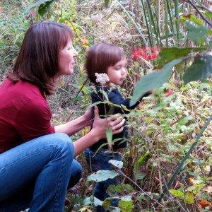 Jen Mendez figli permacultura