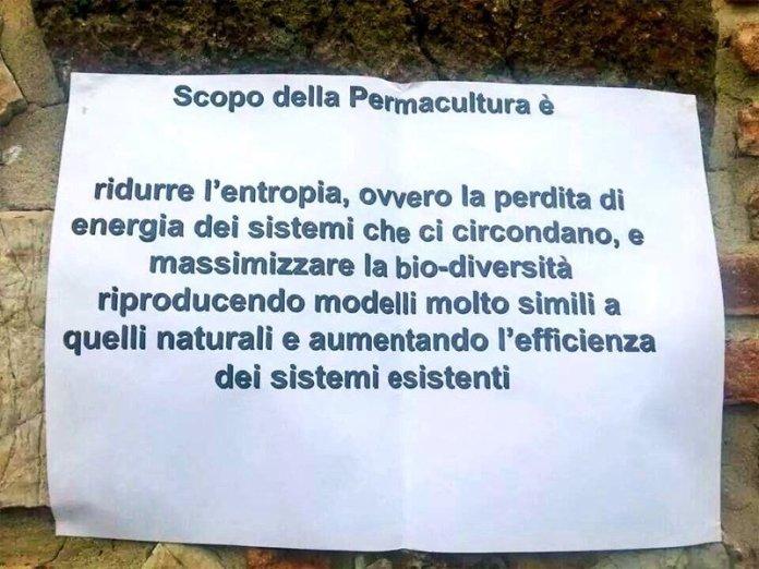 Permacultura sistemi naturali