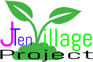 Jten village project LOGO