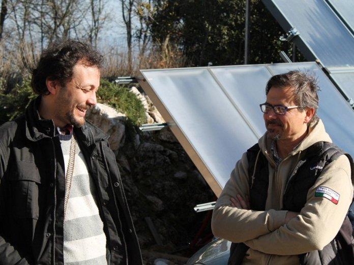 Parco energie rinnovabili italia che cambia