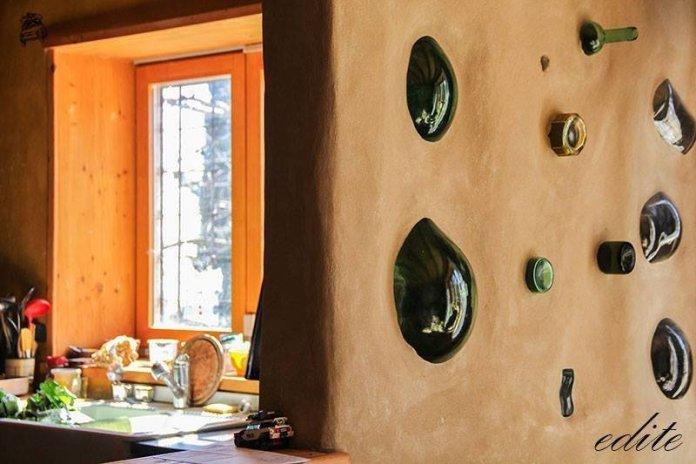 casa argilla paglia felcerossa permacultura