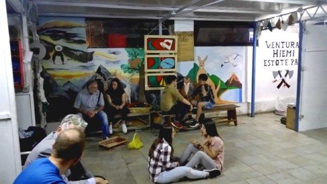 facilitazione permacultura scoutismo
