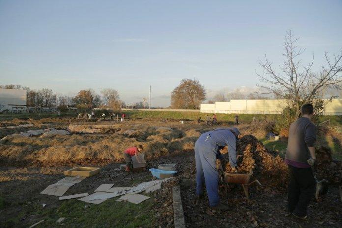 giardino permacultura bambini scuola