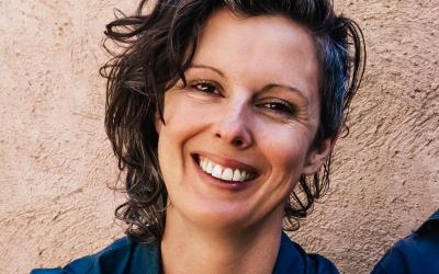 Kirsten Bradley –  Permaculture & building community sufficiency