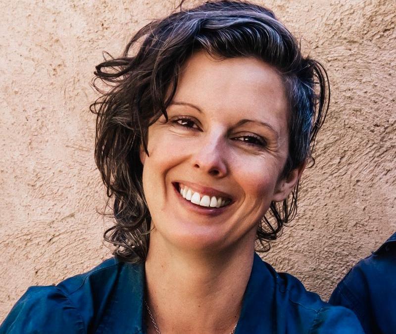 Kirsten Bradley – Permaculture & building community sufficiency