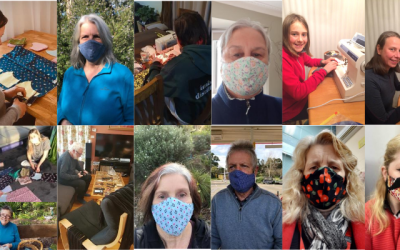 Guest post: Mask and Miracle Makers