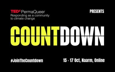 TEDx PermaQueer – Responding as a community to climate change