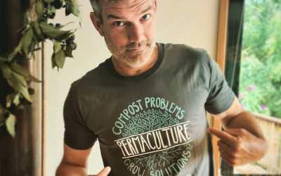 Have you got your permaculture uniform?