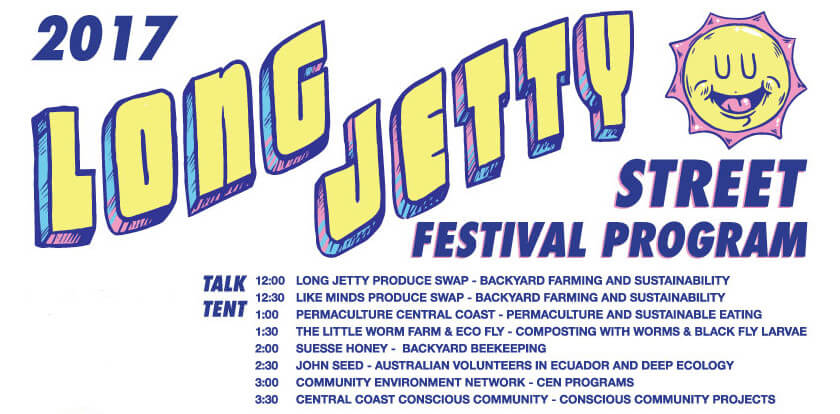 Long Jetty Street Festival 2017 Lectures