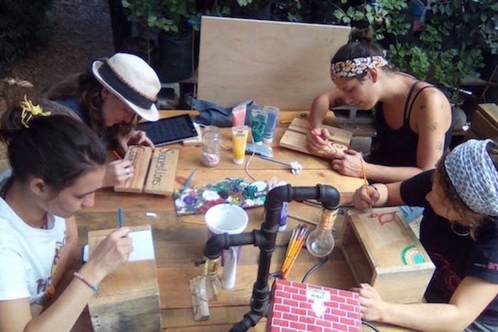 Gemeinschaft Get Together Permaculture Style