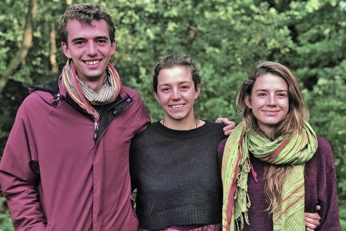 BrackenologyTeam - Preis für Jugend in Permakultur 2019