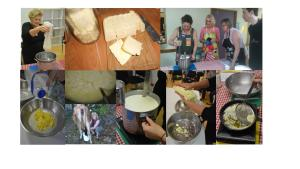 Brie Cheese & Sourdough Bread Workshop in Monto @ Monto Community Hall