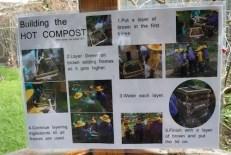 School hot compost project
