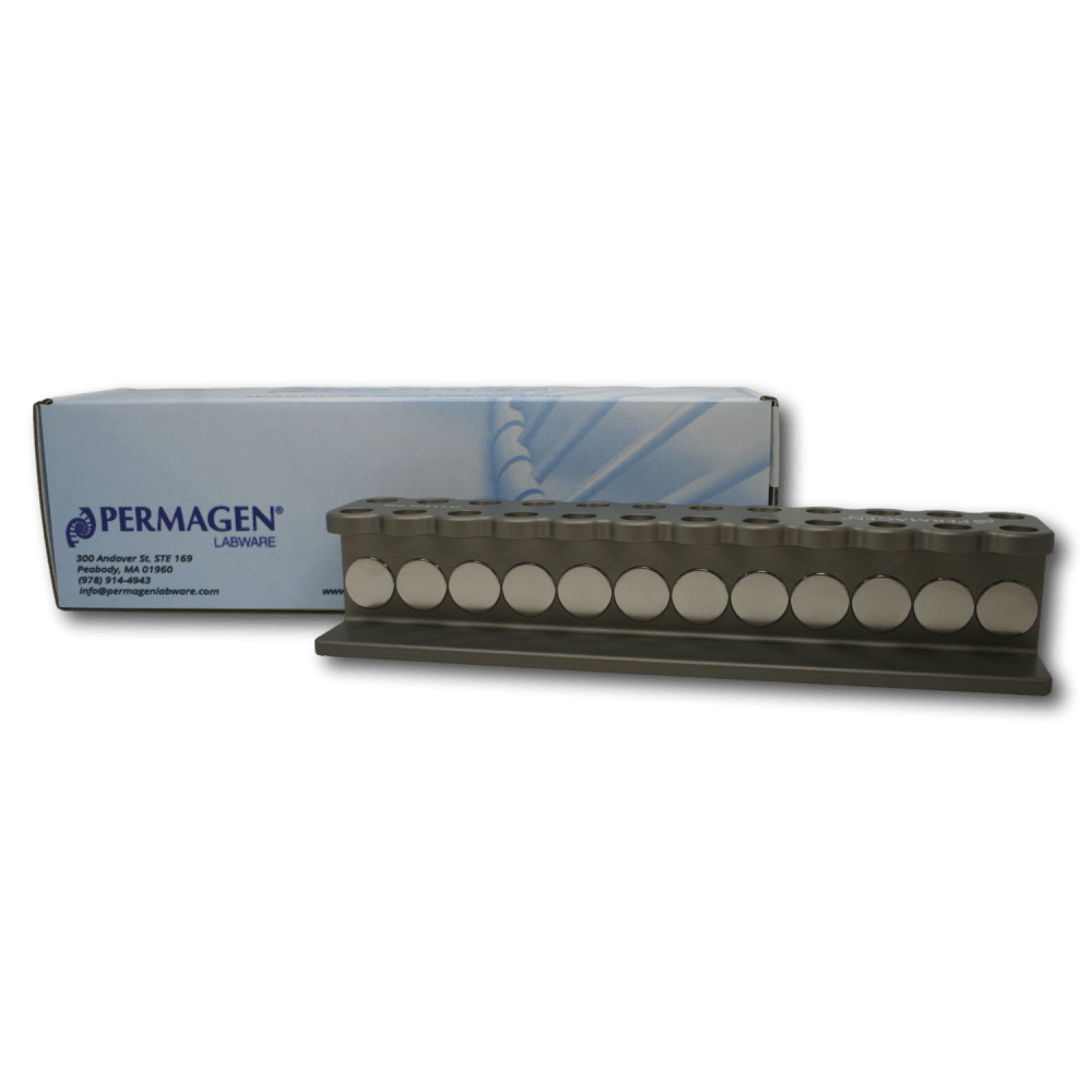 24x 1.5 mL Microcentrifuge Tube Magnetic Stand