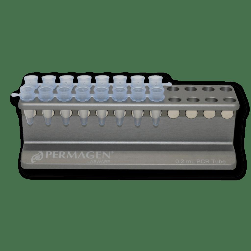 MSR812 PCR Strip Separation Rack Magnet for 0.2 mL