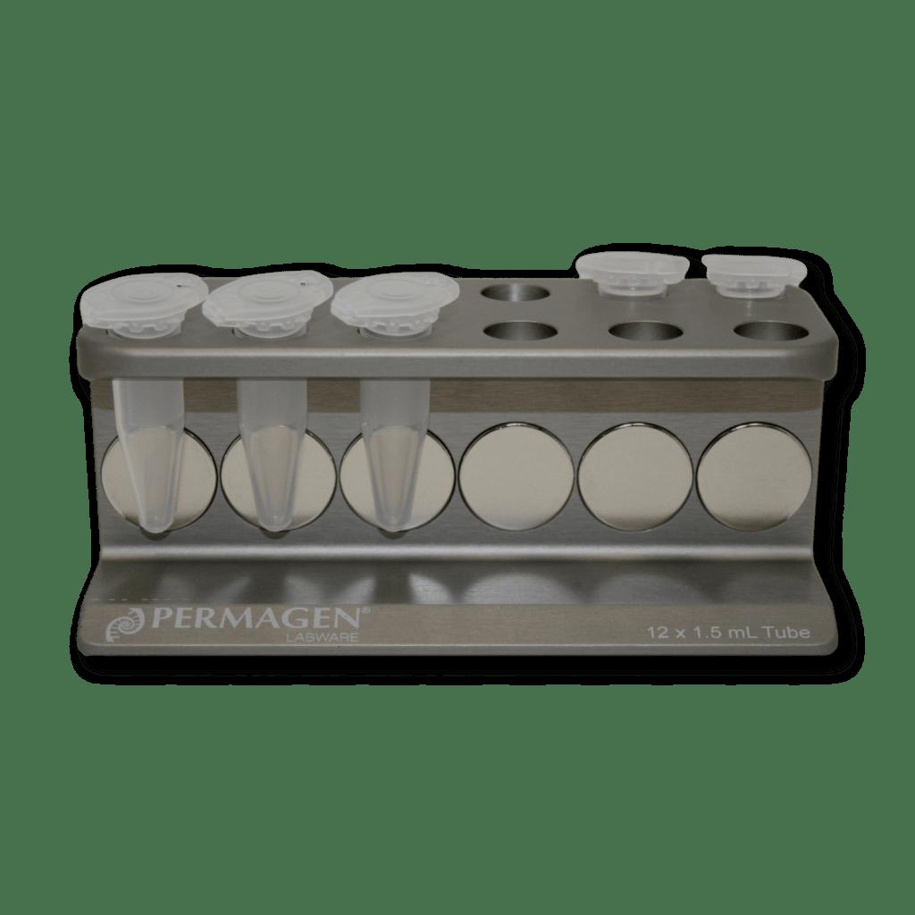MSR12 12x 1.5 mL Microcentrifuge Tube Magnetic Separator