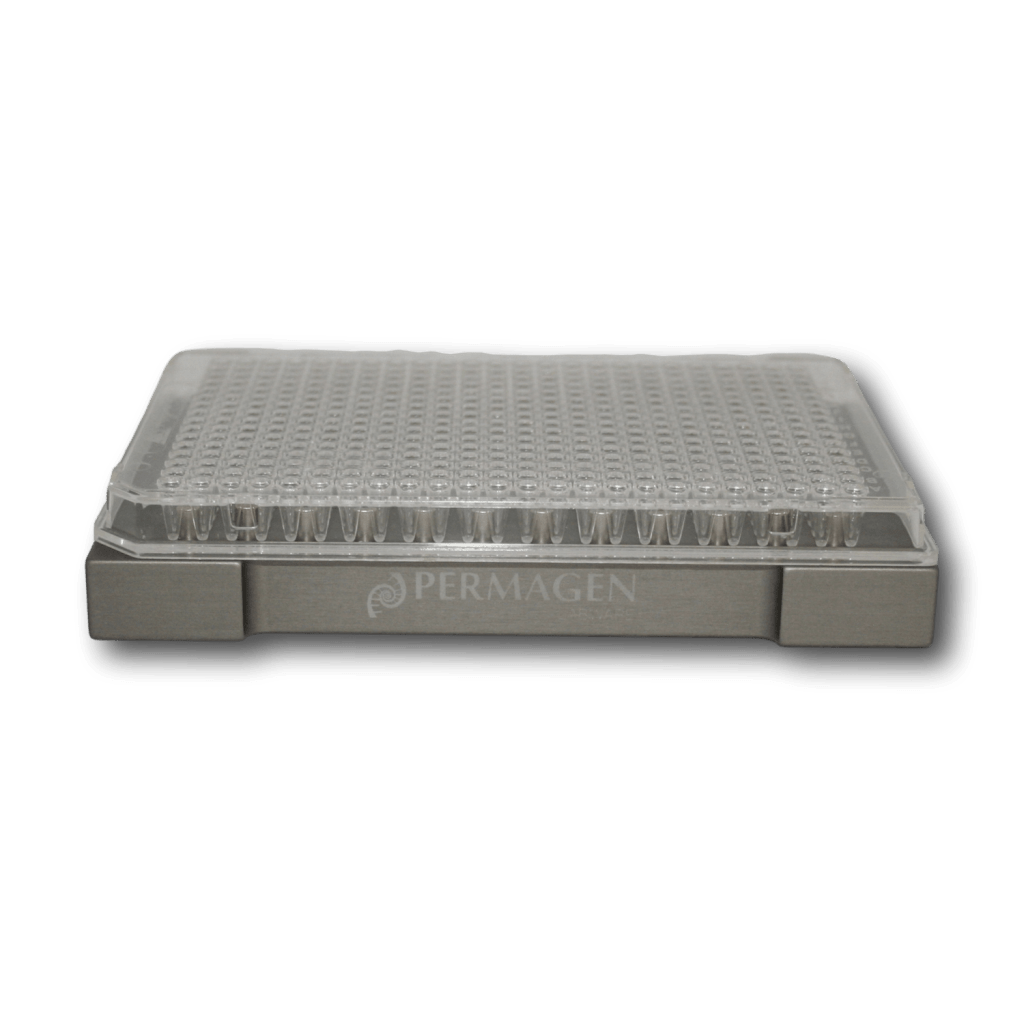384-Well Post Magnet Plate For High Throughput