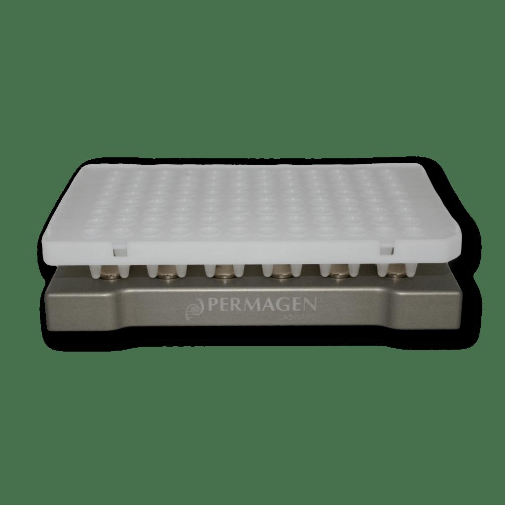 LE400 Low Volume PCR Magnet Plate