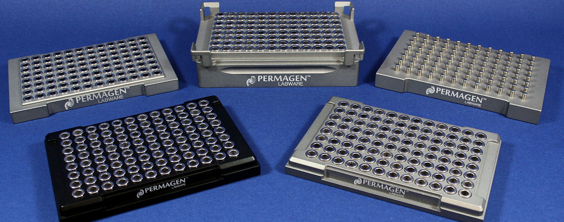 Permagen 96-Well & 384-Well Magnet plates