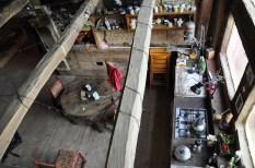 U Jurka - kuchnia i wspólna przestrzeń