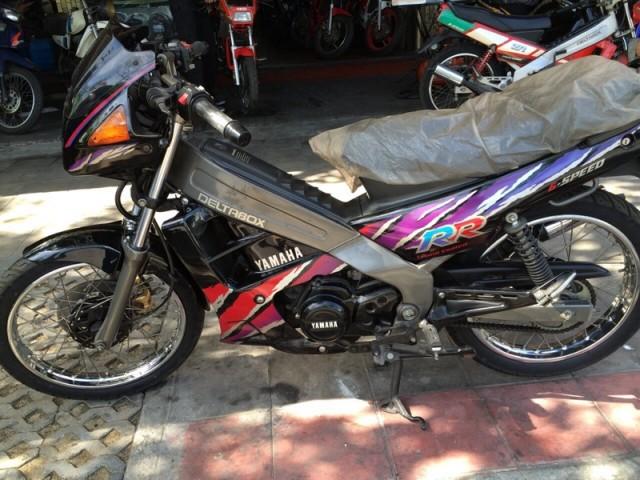 Yamaha RR120, Sepeda Motor Bebek Dengan Sasis Deltabox!