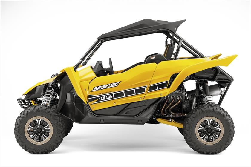 Yamaha Punya Side By Side Vehicle (UTV), Nih Kenalin YXZ1000R SE!