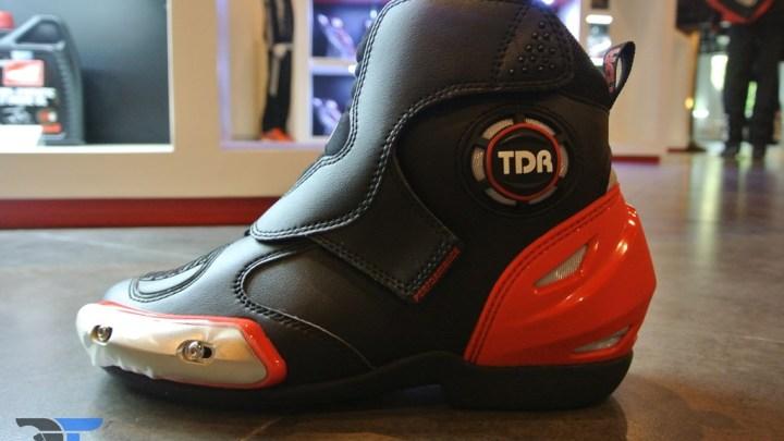 TDR ONE: Riding Boots Keren Dan Safety Harga Cuma 650 Ribu!